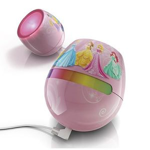 LAMPE A POSER PHILIPS LIVINGCOLORS LED Micro DISNEY PRINCESS
