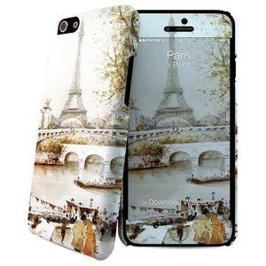 I PAINT Coque iPhone 6 6S Paris