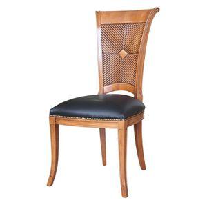 chaise solide en bois faramir achat vente chaise
