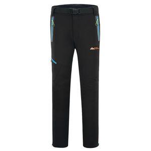 PANTALON DE SPORT Mode Pantalon en Softshell Chaud Pour Homme