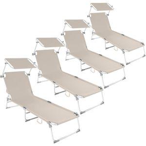 Transat avec pare soleil achat vente transat avec pare for Chaise longue avec pare soleil