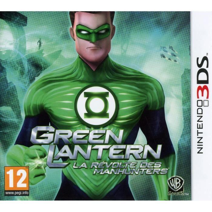 green lantern jeu console 3ds achat vente jeu 3ds green lantern jeu console 3ds soldes