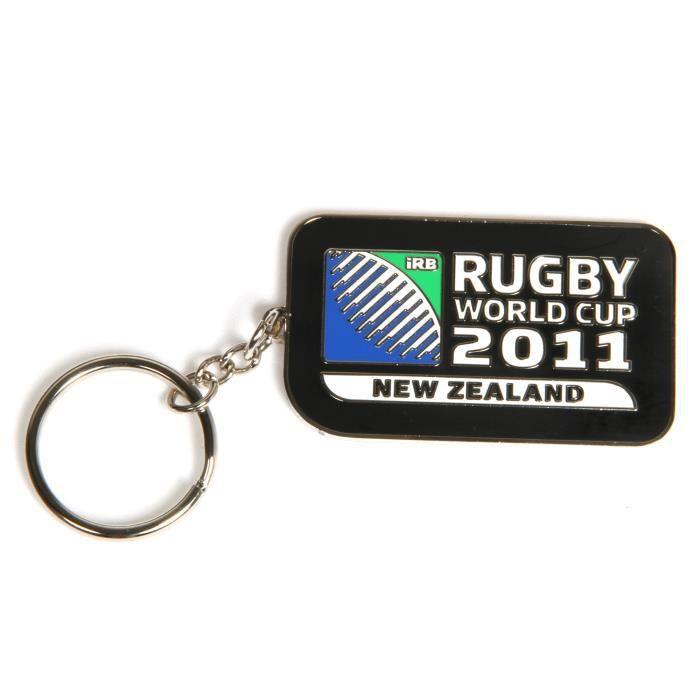 porte cl s coupe du monde de rugby 2011 achat vente. Black Bedroom Furniture Sets. Home Design Ideas