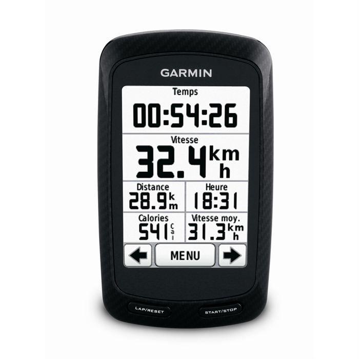 Garmin Edge 800 GPS vélo