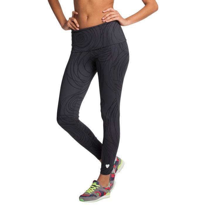 cale on de sport desigual grey gris achat vente leggings thermique cdiscount. Black Bedroom Furniture Sets. Home Design Ideas