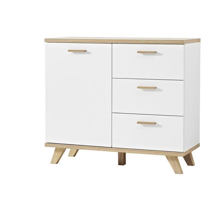 commode blanc sydney. Black Bedroom Furniture Sets. Home Design Ideas