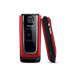 nokia 6555 rouge debloque tout operateur achat t l phone. Black Bedroom Furniture Sets. Home Design Ideas