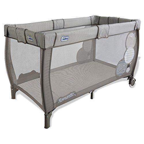 Asalvo lit d 39 enfant voyageur rapide romantique achat vente lit pliant - Dimension lit d enfant ...