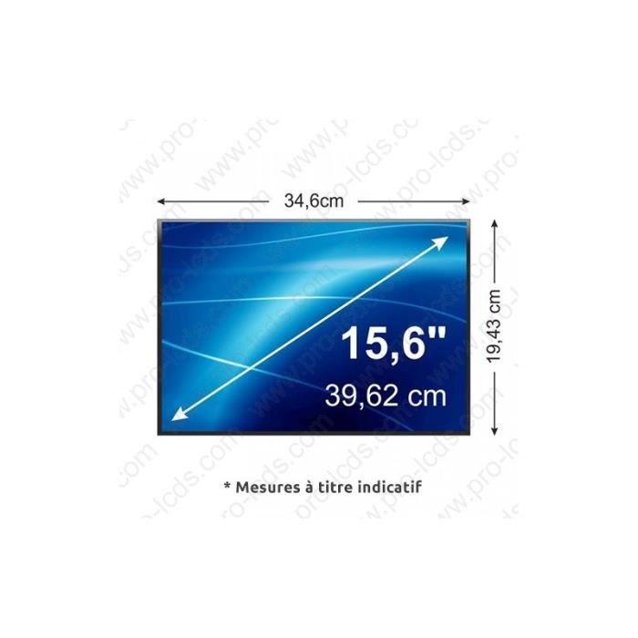 ecran dalle led pour sony vaio svf152c29m 15 5 136 achat vente ecran dalle led pour sony. Black Bedroom Furniture Sets. Home Design Ideas