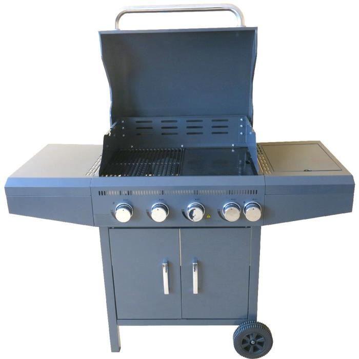 barbecue gaz 5 br leurs achat vente barbecue barbecue. Black Bedroom Furniture Sets. Home Design Ideas