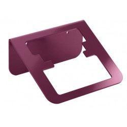 d rouleur papier wc couleur toilettes violet achat. Black Bedroom Furniture Sets. Home Design Ideas