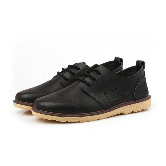 chaussures de la derni re mode l 39 automne pou noir. Black Bedroom Furniture Sets. Home Design Ideas