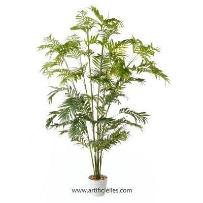 Palmier areca artificiel superbe h 160 cm 924 f achat for Vente palmier artificiel