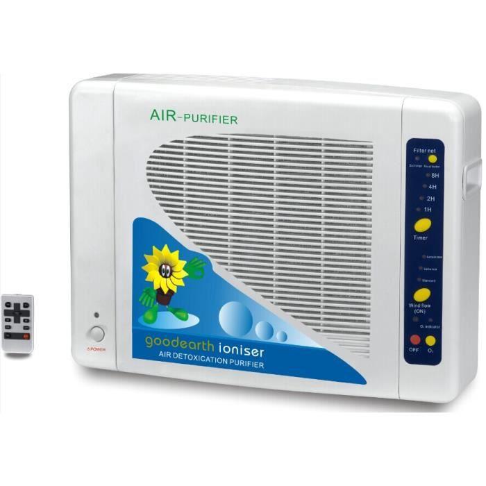 l 39 ozone purificateur d 39 air avec filtre hepa achat. Black Bedroom Furniture Sets. Home Design Ideas