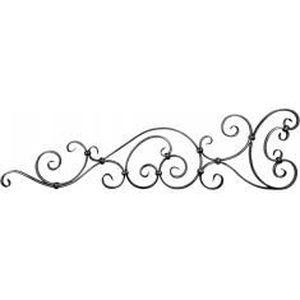 D cor pour dessus de portails achat vente accessoire de portail d cor pou - Decoration pour portail fer ...