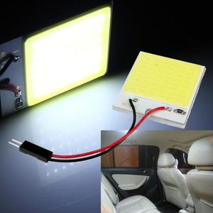AMPOULE TABLEAU BORD NEUFU 4W 12V T10 BA9S W5W C5W 48 LED Voiture Lampe