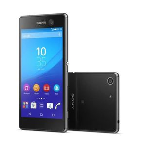 SMARTPHONE Smartphone -  Sony - Xperia M5 -  Noir - Double Si