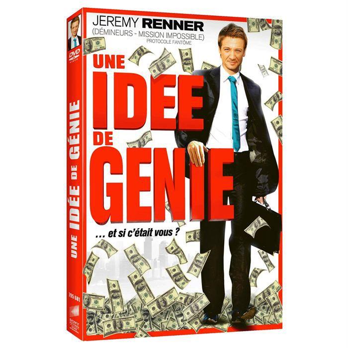 DVD Une idee de genie en dvd film pas cher - Cdiscount