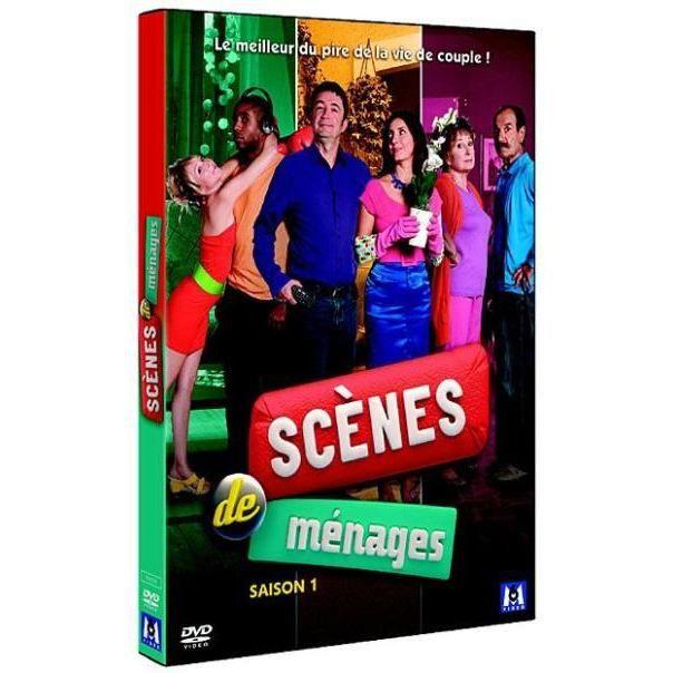 Dvd sc nes de m nage saison 1 en dvd s rie pas cher - Scene de menage saison 14 ...