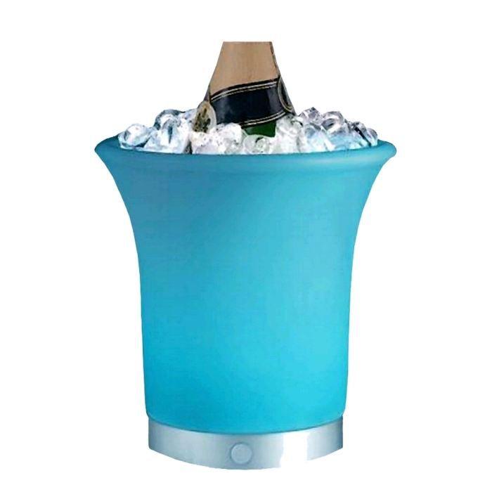 seau a glace lumineux pour bouteille 36 leds achat vente seau rafraichisseur cdiscount. Black Bedroom Furniture Sets. Home Design Ideas