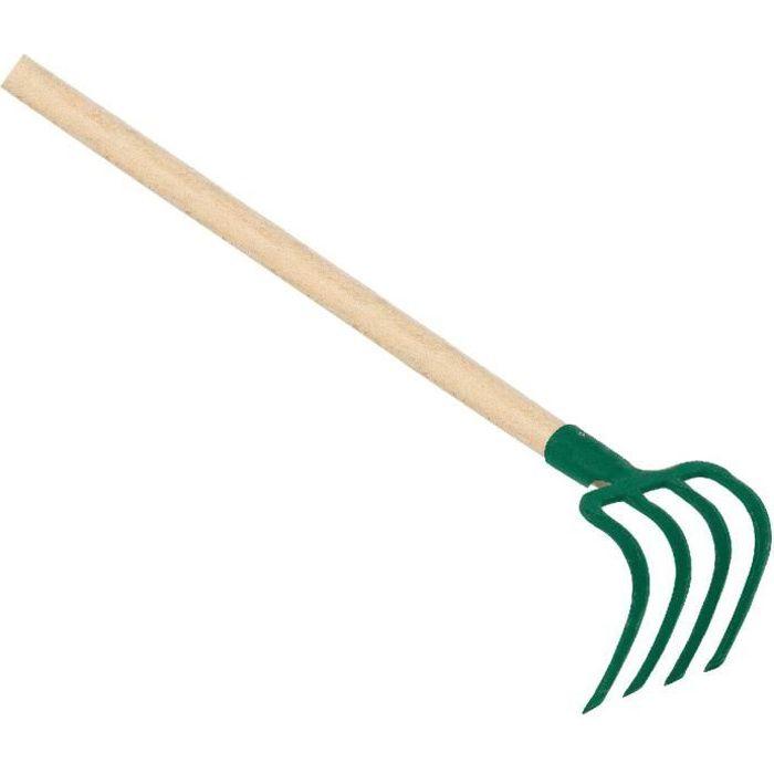 croc fumier cap vert emmanch griffe 21 cm achat vente fourche de jardin cdiscount. Black Bedroom Furniture Sets. Home Design Ideas