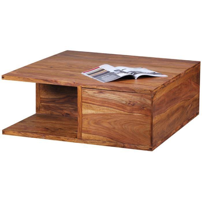 Table basse simple en bois palissandre couleur fonc l 88 for Table basse bois fonce