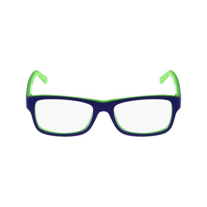 lunettes de vue ray ban rx5268 5182 bleu vert bleu vert achat vente lunettes de vue. Black Bedroom Furniture Sets. Home Design Ideas