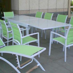 Table De Jardin Aluminium 10 Personnes Achat Vente