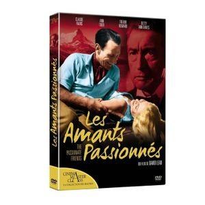 DVD FILM Les Amants passionnés