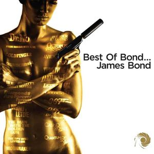 CD MUSIQUE DE FILM - BO Best of Bond... James Bond by Compilation (CD)