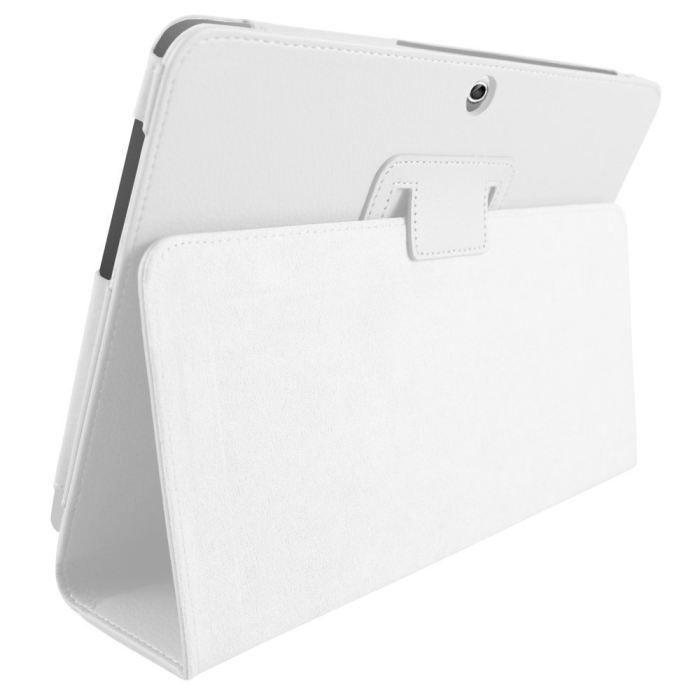 Housse etui support blanc en polyur thane effet prix pas cher cdiscount - Chape polyurethane projete prix ...