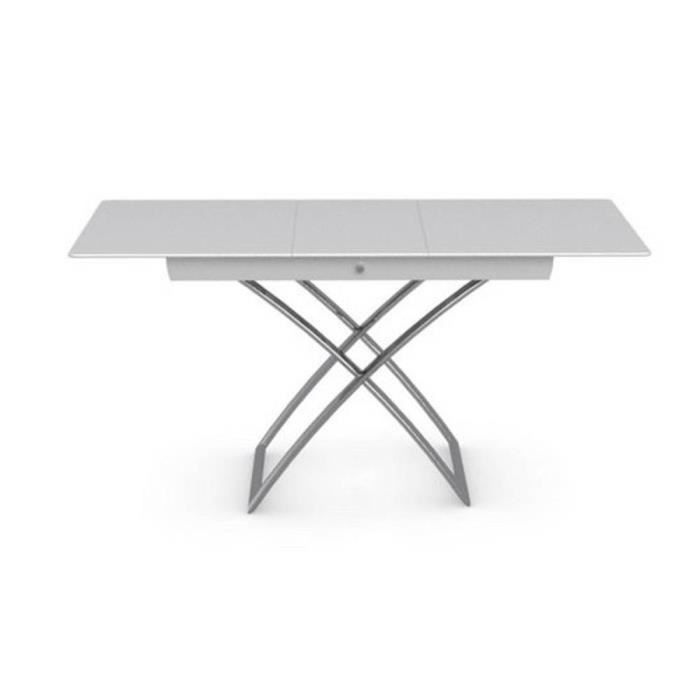 Cdiscount table relevable extensible - Table extensible cdiscount ...