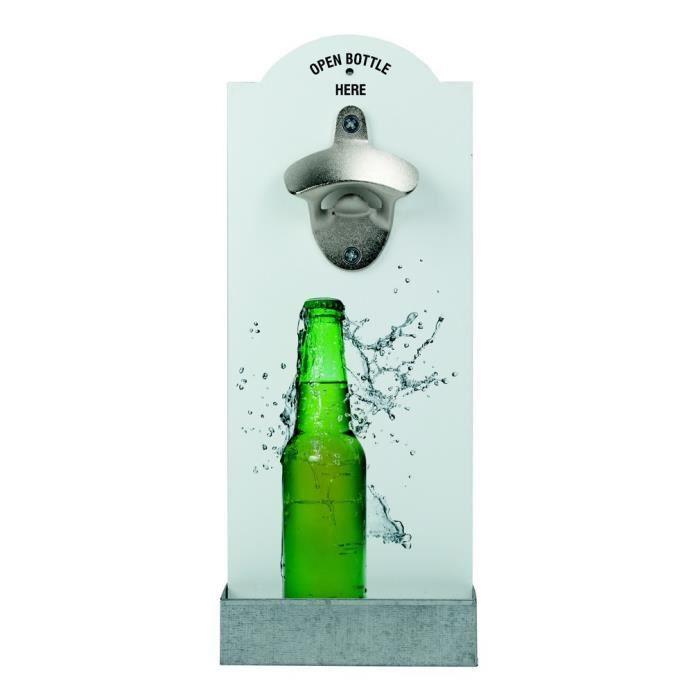 contento d capsuleur mural bouteille verte achat vente tire bouchon contento. Black Bedroom Furniture Sets. Home Design Ideas