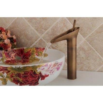 Mitigeur robinet laiton antique salle de bains evi achat - Robinetterie de cuisine ...
