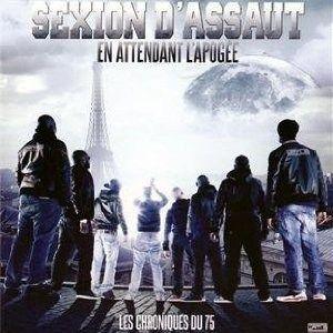 CD RAP - HIP HOP SEXION D'ASSAUT - En Attendant L'Apogée