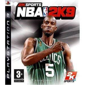 JEU PS3 NBA 2K9 / Jeu console PS3