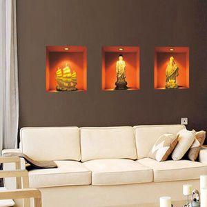 decoration salon boudha achat vente decoration salon boudha pas cher cdiscount. Black Bedroom Furniture Sets. Home Design Ideas