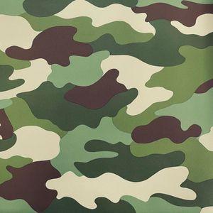 Adhesif de camouflage achat vente pas cher cdiscount - Papier peint militaire ...