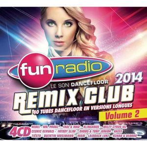 Winter 2014 : Remix club Vol. 2 by Compilation …