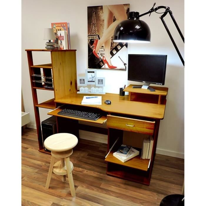 Ensemble bureau benoit miel achat vente meuble for Ensemble meuble bureau