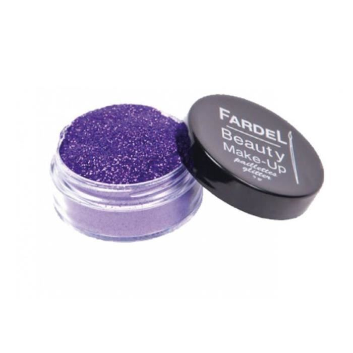 pot maquillage paillettes violettes achat vente maquillage pot maquillage paillettes v