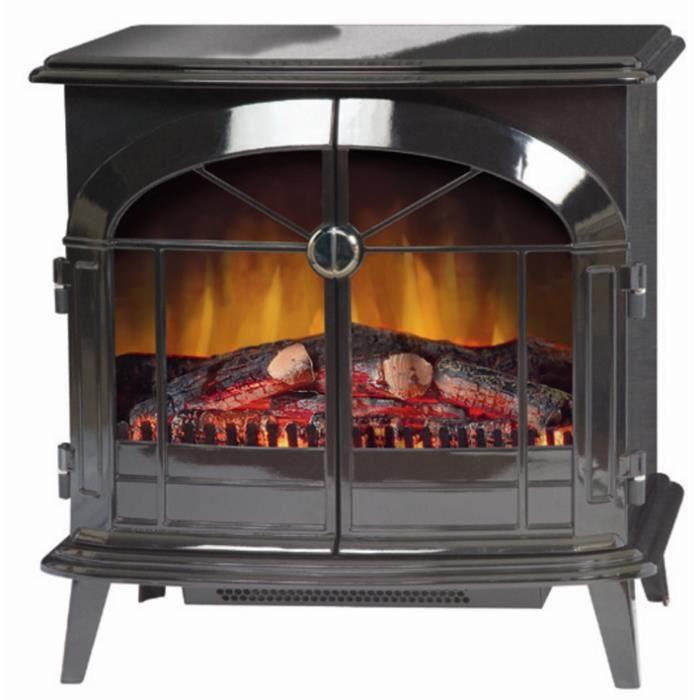cheminee electrique stockbridge achat vente chemin e. Black Bedroom Furniture Sets. Home Design Ideas