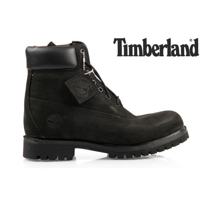 timberland noir pas chere