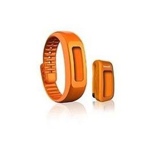 Bracelet et clip ceinture pour Bracelet connecté MYCOACH BW-F17B Orange