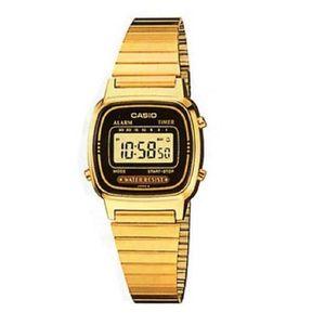 MONTRE «Montre» Casio dorée pour femme Montre numérique