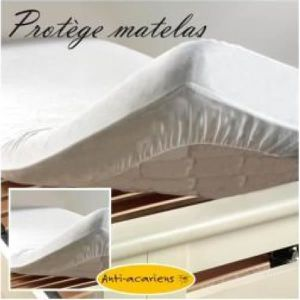 protege matelas 140x190 impermeable achat vente protege matelas 140x190 impermeable pas cher. Black Bedroom Furniture Sets. Home Design Ideas