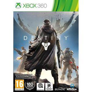 JEUX XBOX 360 Destiny Day One Edition