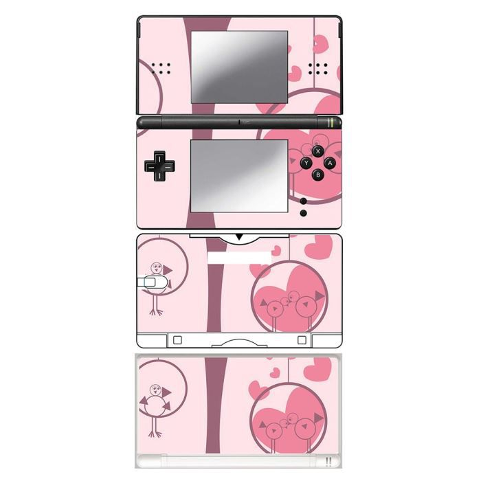 skin stickers pour nintendo ds lite sticker loving tree achat vente protection ecran. Black Bedroom Furniture Sets. Home Design Ideas