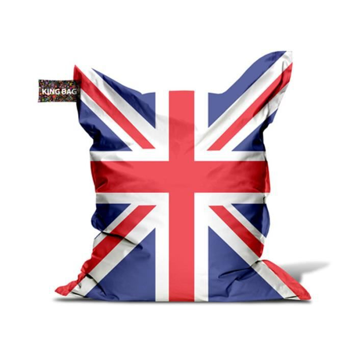 coussin de jardin king bag drapeau anglais achat. Black Bedroom Furniture Sets. Home Design Ideas