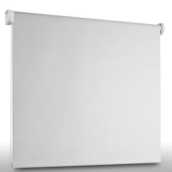 store occultant vdrl blanc blanc 40 x 100 cm achat vente store de fen tre les soldes. Black Bedroom Furniture Sets. Home Design Ideas